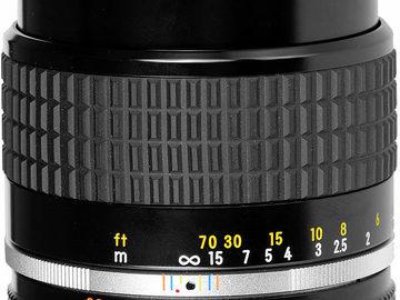 Rent: Nikon 105mm f2.5 NIKKOR
