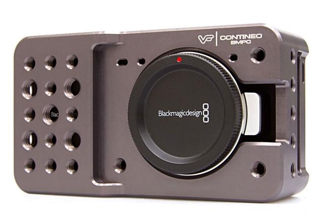 Blackmagic Pocket Cinema Camera w/ View Factor Cage