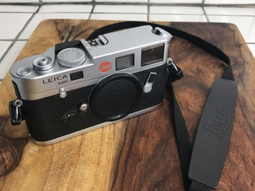Rent: Leica M6 TTL