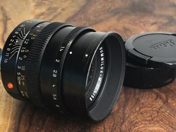 Rent: Leica M 50mm 1.4