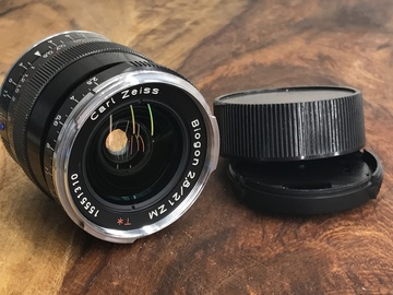 Rent: Zeiss 21mm f2.8 ZM (Leica M-Mount)