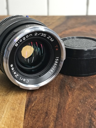 Rent a Zeiss 35mm f2 0 ZM (Leica M-Mount), Best Prices