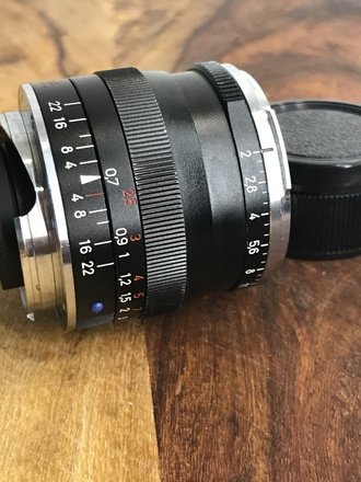 Rent a Zeiss 35mm f2 0 ZM (Leica M-Mount) | ShareGrid Los Angeles