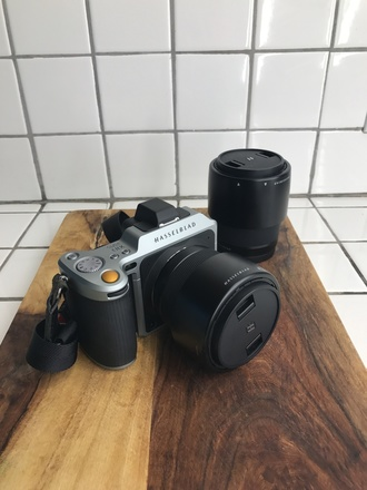 Rent a Hasselblad x1d-50c + 90mm & 45mm Lenses   ShareGrid Los Angeles