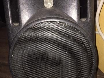 Rent: Eurolive B208D Speaker