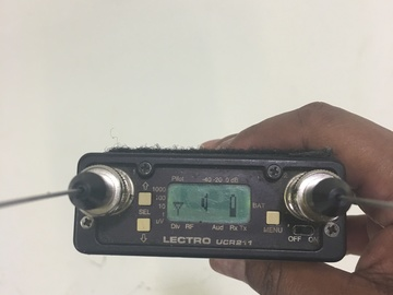 Rent: Lectrosonics  UCR211