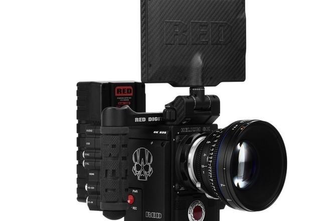 RED Gemini 5K S35 Camera Package