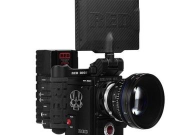 Rent: RED Epic-W Helium 8K S35 Camera Package