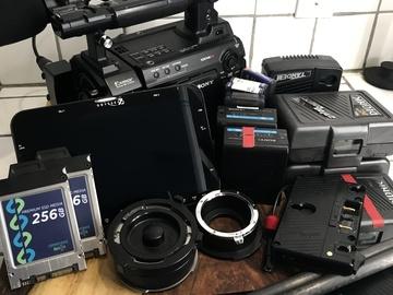 Rent: Sony PMW-F3 RGB 444 S-Log Package