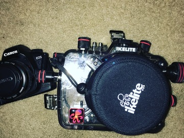 Rent: Underwater Package for Photography and Video