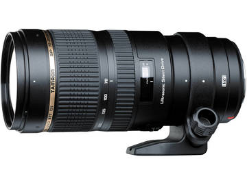 Rent: Tamron SP 70-200mm f/2.8 Di VC USD (FOR CANON)