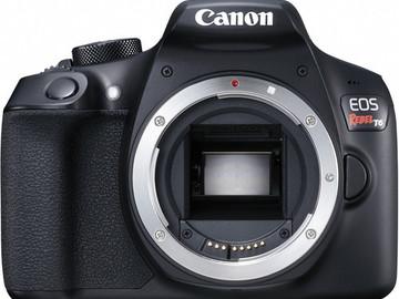 Rent: Canon Rebel T6