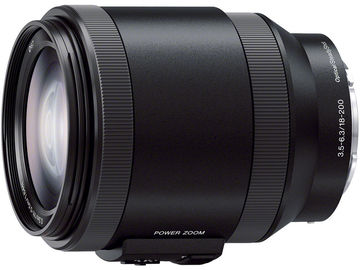 Rent: Sony E 18-200mm f/3.5-6.3 OSS LE