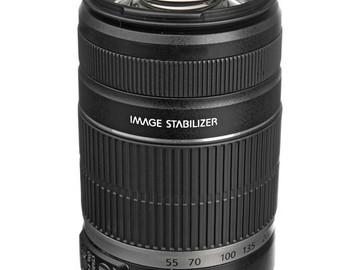 Canon 55-250 EF Zoom