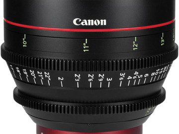 Rent: Canon CN-E 24mm T1.5 L F Cinema Prime Lens (EF Mount)