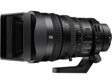 Rent: Sony Cinema ENG Lens -  FE PZ 28-135mm f/4