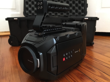 Rent: Blackmagic Ursa Mini 4K - FULL KIT