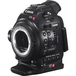 Canon C100 Cinema WITH Camera EF-S 18-135mm Lens
