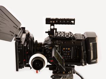 Rent: URSA Mini Pro - Leica-R - Cinema Package