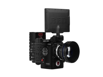 Rent: Red Epic-W 8K