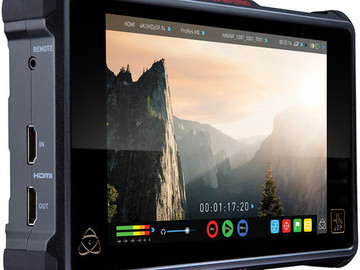 "Rent: Atomos Ninja Inferno 7"" 4K HDMI Recording Monitor"