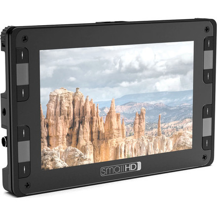 SmallHD DP7-Pro LCD On-Camera Field Monitor