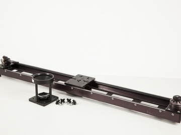 Rent: Kessler Cineslider 3ft with Manfrotto 504 tripod