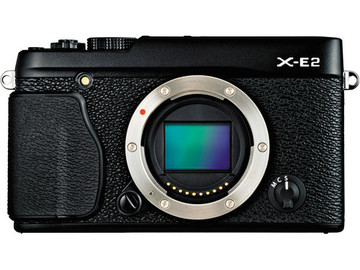 Rent: Fujifilm XE-2