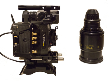 Rent: ARRI ALEXA MINI 4:3 / ARRIRAW  package with vintage lenses