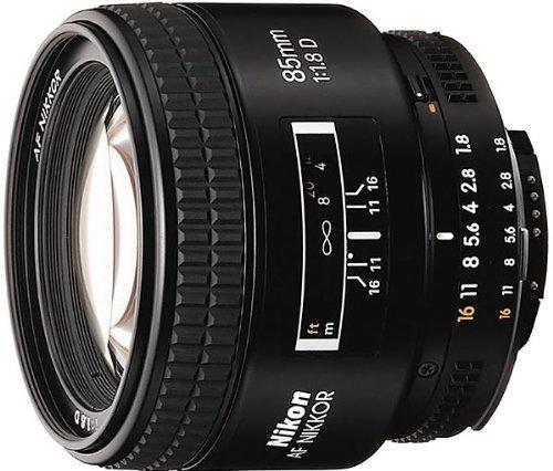 Nikkor 85mm f/1.8 D