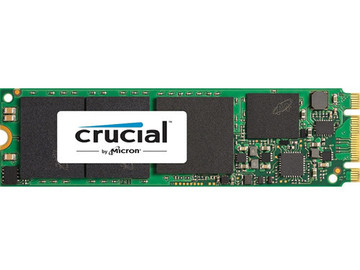 Rent: Crucial SSD Card 250GB