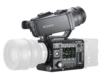 Rent: Sony PMW-F5 CineAlta Digital Cinema Camera w/ 4K Upgrade