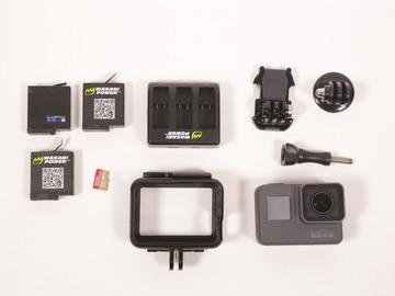 Rent: GoPro Hero 5 Black package