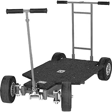 Matthews Doorway Dolly - 32 ft. track - Proaim Wave Plus Jib