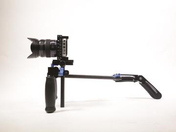Rent: Black Magic Pocket Cinema Camera Handheld package