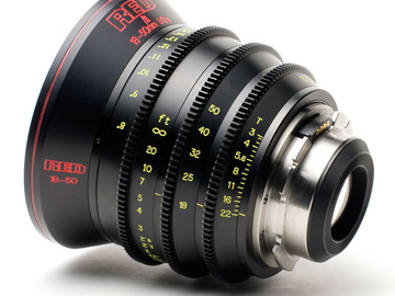 Rent: RED Pro Zoom 18-50mm T3 / f2.8