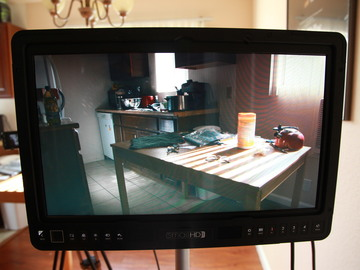 Rent: SmallHD 1703 17-in HDR Production Monitor w/ Mount