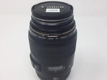 Rent: Canon EF 100mm f/2.8 Macro USM
