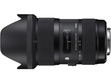 Rent: Sigma 18-35mm f/1.8 DC HSM Art Lens for Nikon