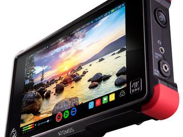 "Rent: Atomos Ninja Flame 7"" 4K HDMI Recording Monitor"