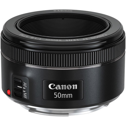 Canon 50mm stm