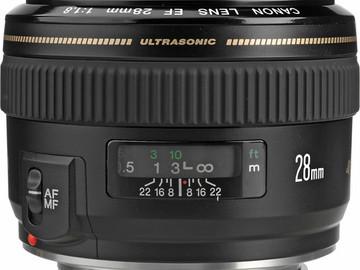 Canon 28mm 1.8