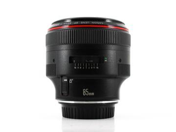 Rent: Canon EF 85mm f/1.2 L USM