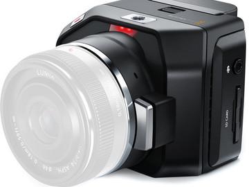 Rent: Blackmagic Micro Cinema Camera