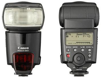 Rent: Canon Speedlite 580EX