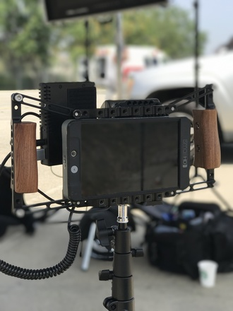 Wireless Directors Monitor (Paralinx Ace + Smallhd 702)