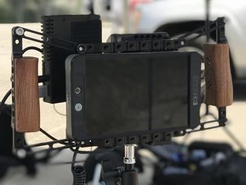 Wireless Directors Monitor (Paralinx Ace + Smallhd 702)