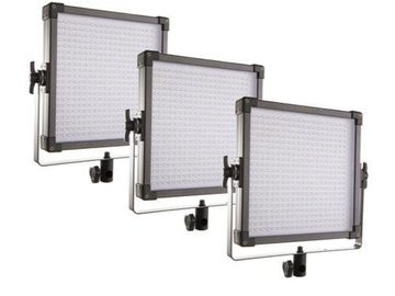 F&V LED 3-Light Package