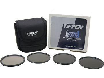 Rent: Tiffen 77mm Neutral Density Filter Kit