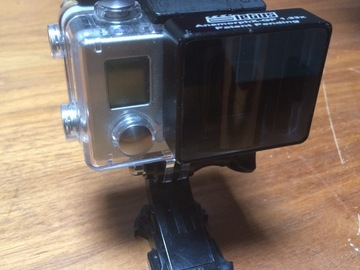 Rent: GoPro 3/3+ Letus AnamorphX-GP Lens & Skeleton/Waterproof